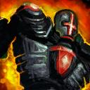 Minigólem de asedio rojo