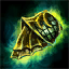 Sentinel's Emblazoned Shoulders