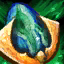 Erlesenes Azurit-Juwel