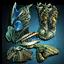 Apparence d'armure intermédiaire zodiacale