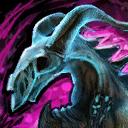 Mini Holografischer Auferstandener Ritter