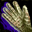 Doublure de gants de cuir élonien