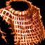 Rembourrage de pansière en acier de Deldrimor