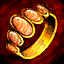 Sunstone Gold Ring