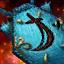 Insigne de Saphir assassin