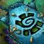 Insigne de Zintl chamanique