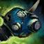 Aqua-respirateur benthique militaire des Affligés