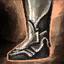 Tollwütige Drakonische Stiefel