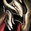 Tollwütiger Drakonischer Helm