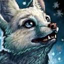 Minicría de zorro ártico