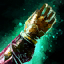 Geheime Gerüchte-Handschuhe
