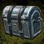 Einfacher Rüstungsschmied-Rucksack