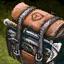 Stabiler Rüstungsschmied-Rucksack