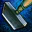 Outils de travailleur du cuir tenaces