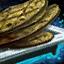 Assiette gourmande de cactus rôtis