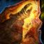 Ambrite Fossilized Termite