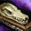 Crâne à affûter