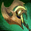Berserker's Auric Axe