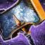 Schimmernder Hammer
