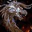 Estatua de dragón
