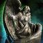 Statue de Dwayna