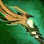 Bâton aurique berserker