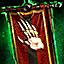 Gipfelflagge der Charr