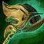 Marteau aurique chevaleresque