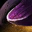 Pomme de terre violette