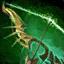 Arco corto áurico de berserker