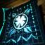 Plan de bannière de découverte de magie de guilde