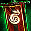 Sylvari Summit Flag