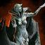 Kormir-Statue