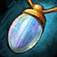 Moonstone Orichalcum Amulet