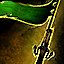 Green Pirate Flag