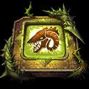 Boîte du coup de grâce du Dragon de la jungle