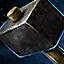 Steel Craftsman's Hammer