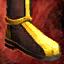 Bottes de guilde ornées