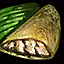 Pita de volaille exotique et nopal