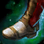 Botas altas de Tizlak