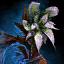 Lys de Maguuma en pot (triple floraison)