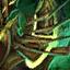 Bouclier aurique nécrophage