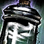 Jar of Paint Base
