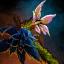 Lys de Maguuma en pot (double floraison)