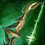Arc long aurique croisé