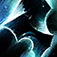 Cristal de obsidiana magnánimo