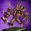 Trophée de bronze de Titan du fort