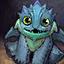Poupée petit dragon