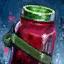 Pot de délicieuse sauce au houx
