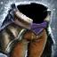 Pantalon d'émissaire raffiné